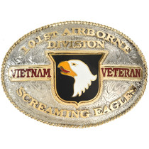 Custom Military Belt Buckle 23877
