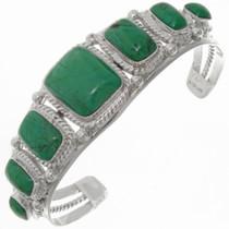 Turquoise Silver Bracelet 25850