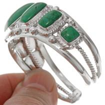 Green Turquoise Bracelet 25850