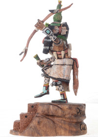 Small Hopi Kachina Doll 21252