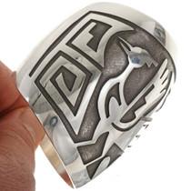 Vintage NavajoRoadrunner Bracelet 27997
