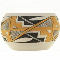 Vintage Acoma Polychrome Pottery 27539