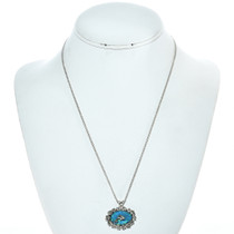 Dolphin Pendant with Chain 29615