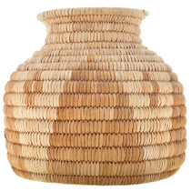 Papago Indian Olla Basket 19692