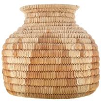 Papago Indian Olla Basket 19692