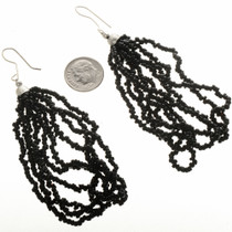 Southwest Style French Hook Earrings 12459