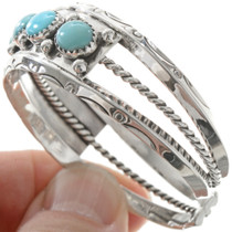 Ladies Southwest Sterling Cuff 23332