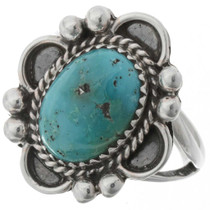 Natural Turquoise Ring 27180