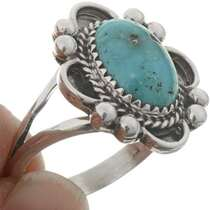 Southwest Turquoise Ladies Ring 27180
