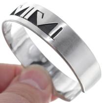 Overlaid Hopi Pattern Bracelet 23598