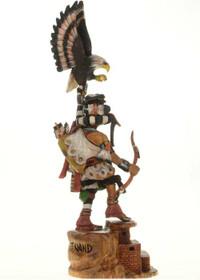 Milton Howard Hopi Kachinas 24684