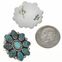 Navajo Handmade Earrings 29086