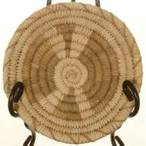 Indian Pictorial Basket 26087