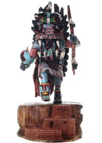 Milton Howard Kachina 20960