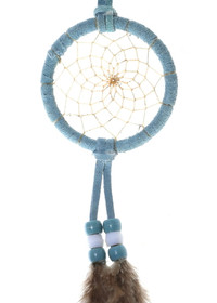 Blue Navajo Dreamcatcher 23244