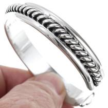 Handmade Navajo Cuff Bracelet 12739