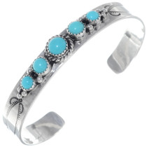 Kingman Turquoise Bracelet 27368
