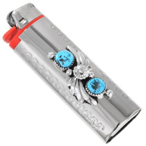 Turquoise Lighter Case Cover 27648