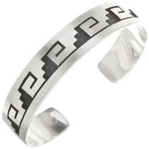Overlaid Silver Southwest Bracelet 23594
