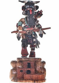 Hopi Lefthand Kachina Doll 29132