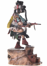 Traditional Cottonwood Kachina Doll 29132