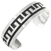 Hopi Style Overlaid Bracelet 30427