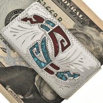 Southwest Silver Money Clip 23055