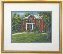 Windsor Home Watercolor Painting 27143