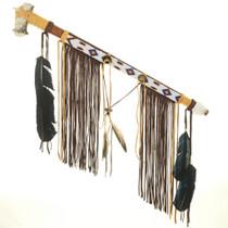 Antler Bowl Indian Peace Pipe