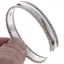Handmade Silver Cuff 25342
