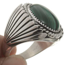 Native american Mens Gemstone Ring 13420