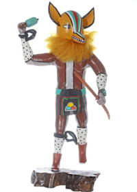 Chipmunk Kona Kachina Doll 28410