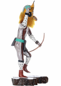 Collectible Kachina Doll 28410