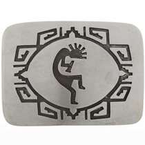 Southwest Silver Belt Buckle 27353
