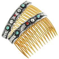 Navajo Traditional Hair Combs 23584