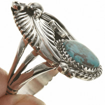 Southwest Turquoise Ladies Ring 24404