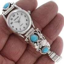 Women's Navajo Turquoise Watch 23135