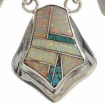 Turquoise Opal Southwest Jewelry 15183