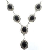 Navajo Gemstone Y Necklace 27901