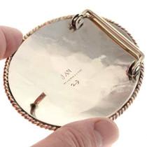 Custom Initials Belt Buckle 23917