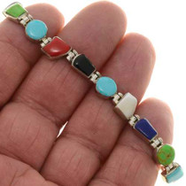 Gemstone Tennis Bracelet 26358