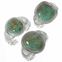 Sterling Silver Navajo Made Bracelet