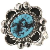 Kingman Turquoise Ladies Ring 28603