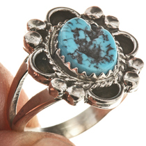 Native American Turquoise Ring 28603