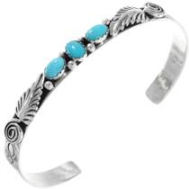 Kingman Turquoise Ladies Bracelet 27365