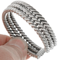 Twisted Cable Cuff 26801