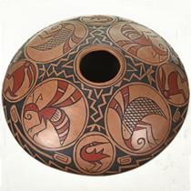 Polychrome Casas Grandes Pottery 29338