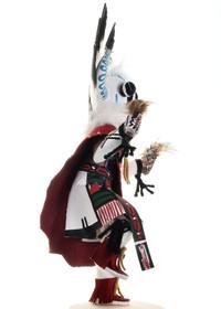 White Ogre Kachina Doll 22049