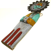 Kachina Cradle Doll