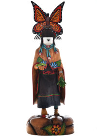 Hopi Butterfly Kachina Doll 0128